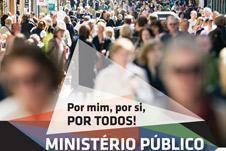 Campanha de informação sobre o Ministério Público