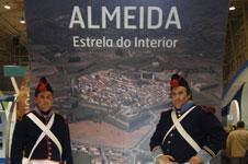 Almeida na Bolsa de Turismo de Lisboa (BTL)