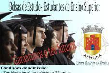Bolsas Estudo - Estudantes do Ensino Superior