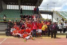 A C D Estrela de Almeida vence Taça de Juvenis da AF Guarda 2012/2013