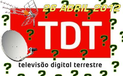 TDT no Município de Almeida
